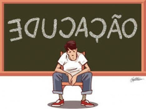 Educação Ruim